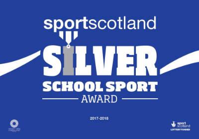 Sport Scotland Silver Award